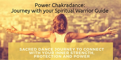 Solar Plexus Chakradance - The key to your power and purpose tickets