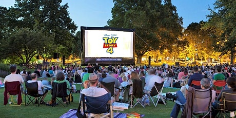 Toy Story 4 Outdoor Cinema tickets