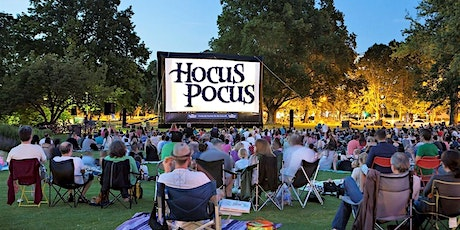 Hocus Pocus Outdoor Cinema tickets