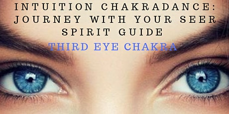 Third Eye Chakradance - The key to your insight and intuition tickets