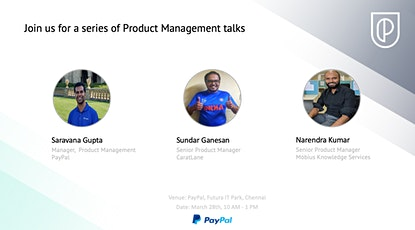 Product Management Talk Series tickets