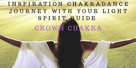 Crown Chakradance: The key to your spiritual connectivity tickets