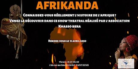 Afrikanda billets