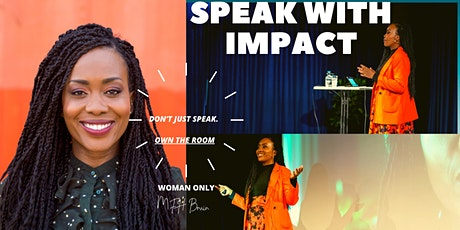 SPEAK with IMPACT tickets
