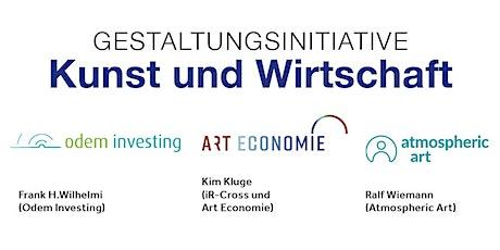 Kunst und Wirtschaft im Zeitalter digitaler Transformation Tickets