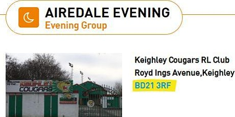 4Networking Airedale Evening tickets
