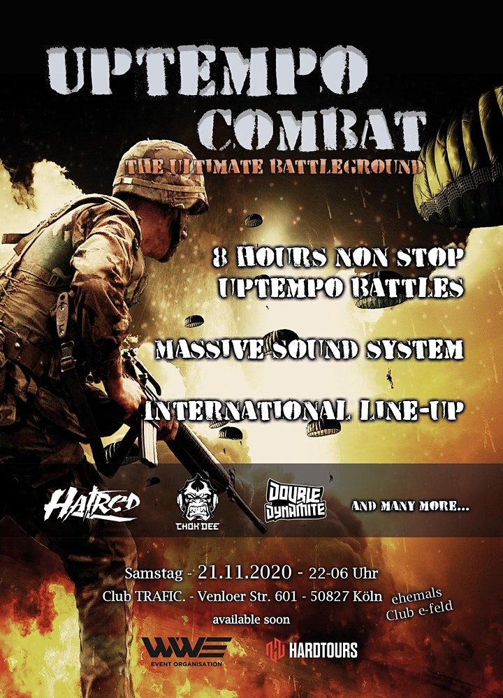 Uptempo Combat - The Ultimate Battleground: Bild