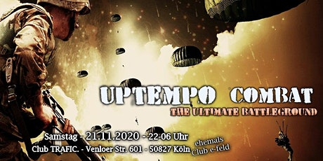 Uptempo Combat - The Ultimate Battleground tickets