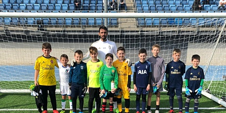 Real Madrid & Atletico Madrid Experience Goalkeeping Trip (May Half Term) entradas