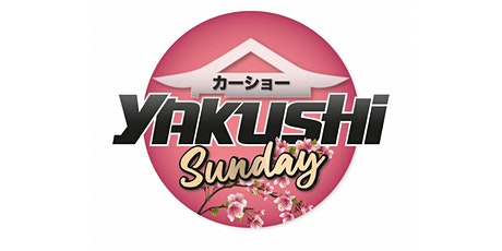 Yakushi Sunday 2020 tickets