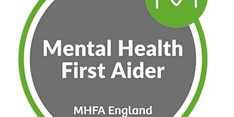 2-Day Adult Mental Health First Aider Training Newbury tickets