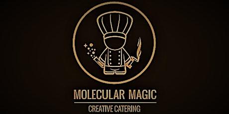 Tonic Social Presents: Molecular Magic Food Experience tickets
