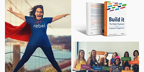 Being an employee engagement rebel workshop tickets