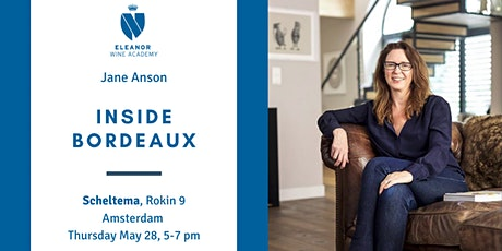 Jane Anson: Inside Bordeaux tickets