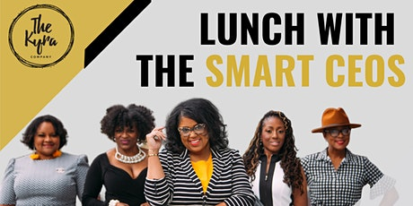 Lunch with The Smart CEO'S tickets