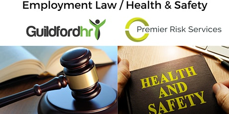 Essential Update for SMEs : Employment Law / H&S legal obligations tickets