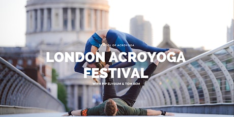 London AcroYoga Festival tickets