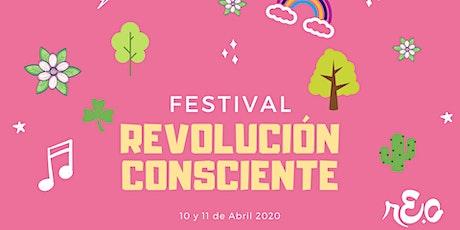 Festival Revolución Consciente entradas