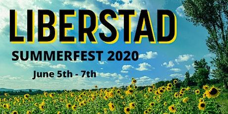 Liberstad Summerfest 2020 tickets