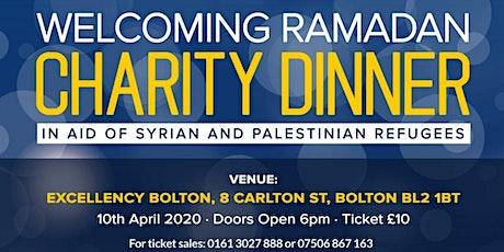 Welcoming Ramadan Charity Dinner tickets