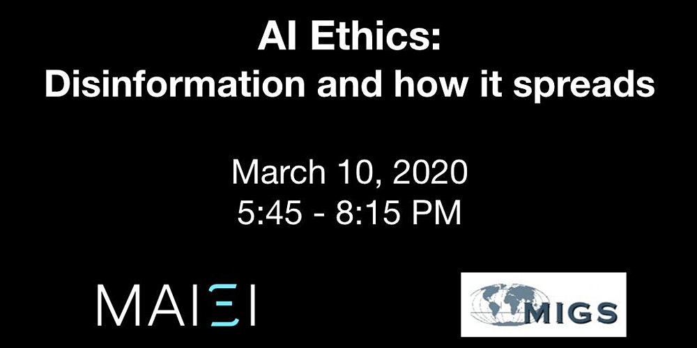 AI Ethics: Disinformation and how it spreads