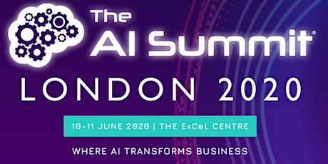 The AI Summit London tickets