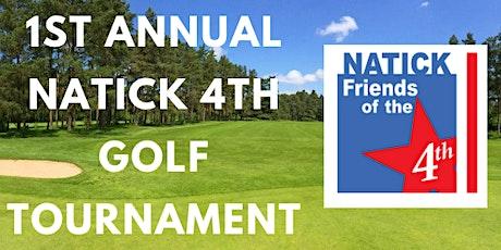 1st Annual Natick 4th Golf Tournament tickets