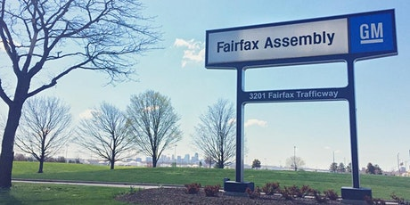 General Motors Fairfax Plant Tour tickets