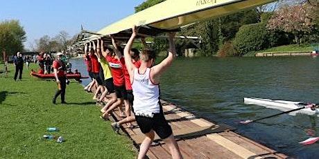 Abingdon Rowing Club Spring Head of the River Race tickets