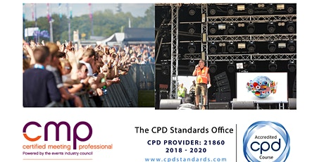 Event Safety Course central London tickets