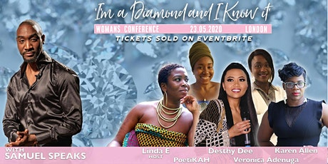 """I'm A Diamond And I Know It"" tickets"