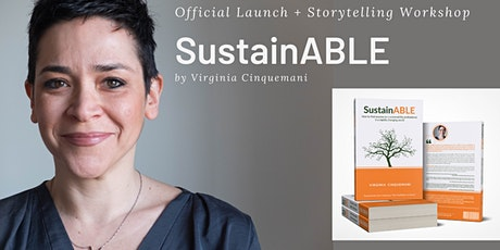 """SustainABLE"": Book Launch & Sustainability Storytelling Workshop tickets"