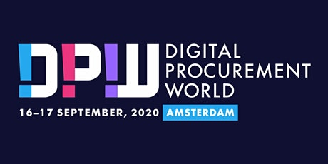 Digital Procurement World 2020 tickets