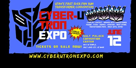 CyberUTron Expo tickets