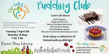 Pudding Club tickets