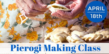 PIEROGI MAKING CLASS tickets