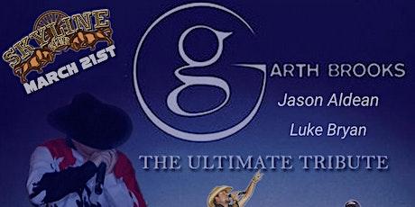 Garth Brooks, Jason Aldean, Luke Bryan Ultimate Country Tribute tickets