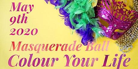 Masquerade Ball for Irlen Syndrome  - Colour YOUR LIFE tickets