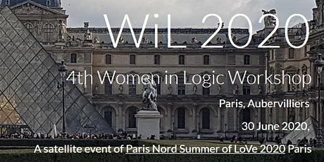 4th Women in Logic Workshop (WiL) 2020 tickets
