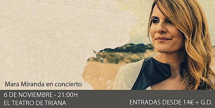 Imagen de Mara Miranda presenta su nuevo disco en El Teatro de Triana