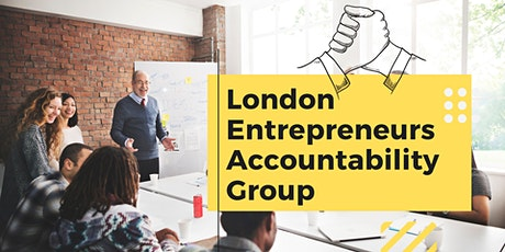London Entrepreneurs Accountability Group tickets