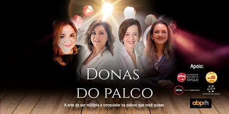 Donas do Palco tickets