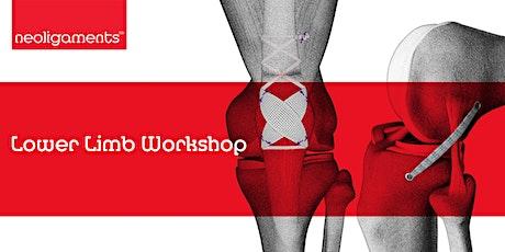 Lower Limb Soft Tissue Injuries Workshop tickets