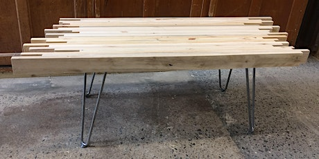 Make and Take Pallet Table Workshop tickets