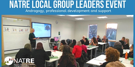 Local Group Leaders Event South tickets