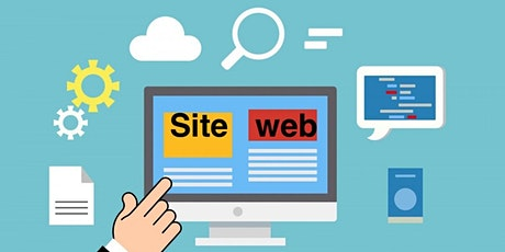 Site web et référencement SEO : comment communiquer efficacement ? initiation à l'outil digital (petit groupe) billets