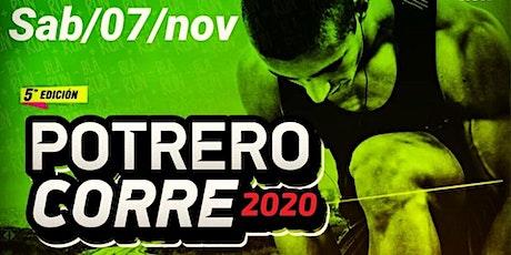 POTRERO CORRE 2020 entradas
