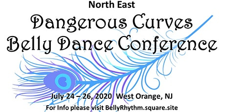 North East Dangerous Curves Belly Dance Convention tickets
