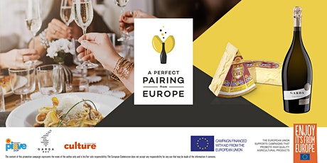A Perfect Pairing from Europe :  Garda Sparkling Wines and Piave Cheese tickets