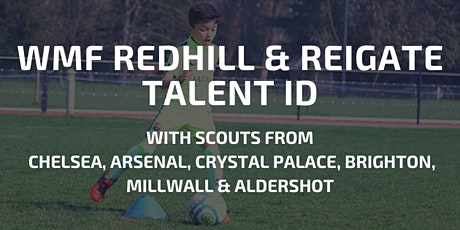 We Make Footballers Redhill & Reigate Talent ID Event tickets